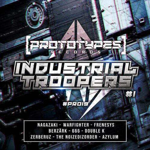 Industrial Troopers #1 [PR019]