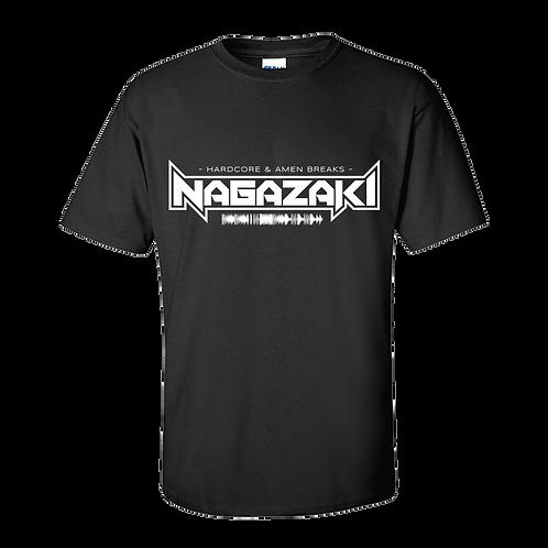 Nagazaki - Black T-Shirt