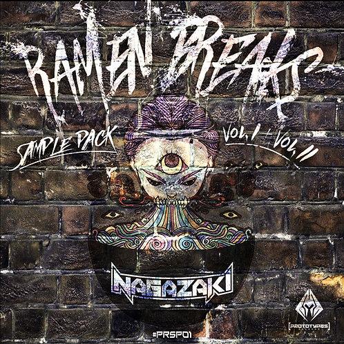 Nagazaki - Ramen Breaks Sample Pack [PRSP01]