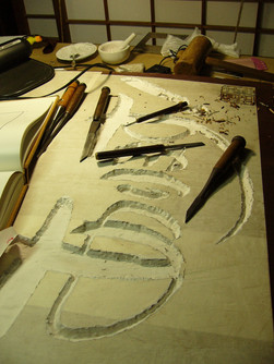I am making a wood carving signboard.JPG