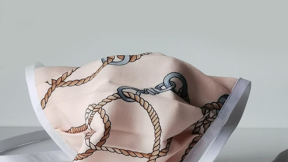 Behelfsmaske Viskose/Baumwolle - Ropes