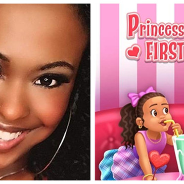 Books For Black Girls: Princess Amani First Date