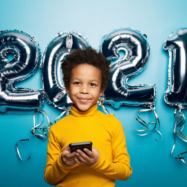 5 Ideas for a Fun New Year's Eve Party at Home with Kids
