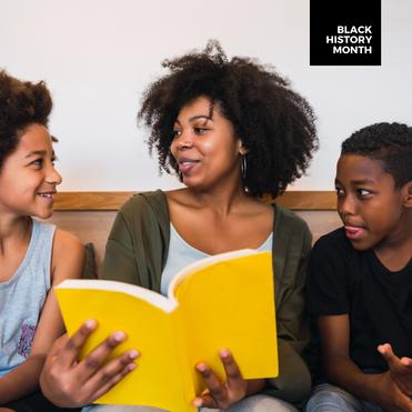 Black History Month-Storytelling with Kibibi Monie