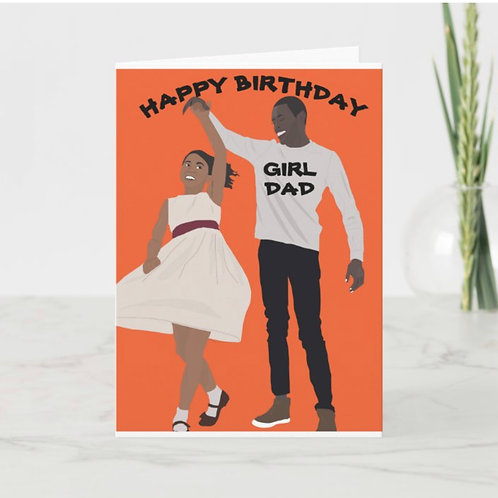 Happy Birthday Dad|Birthday Card