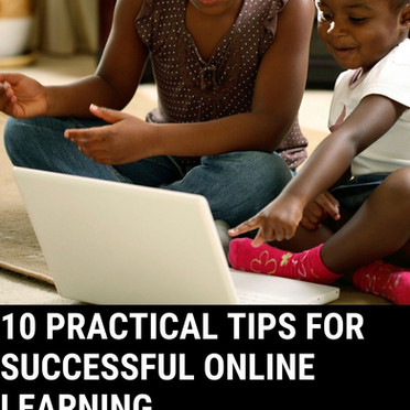 10 Practical Tips for Successful Online Learning