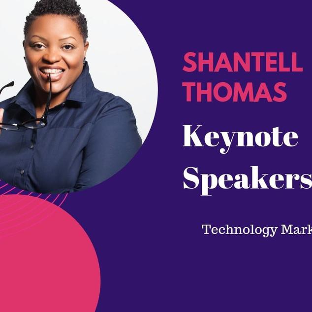 Shantell Thomas-Keynote Speaker