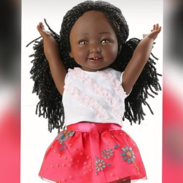 Amazon Pulls Black Children's Doll From Site After Being Described With 'Dirty Braid' Hair