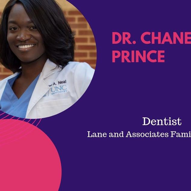 Dr. Chanel Prince
