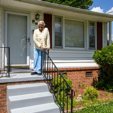 At 83, Violet Bundy of Greensboro is a first-time homebuyer