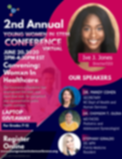 Young Women In STEM Conference