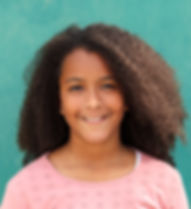 Canva - Happy African American Girl with