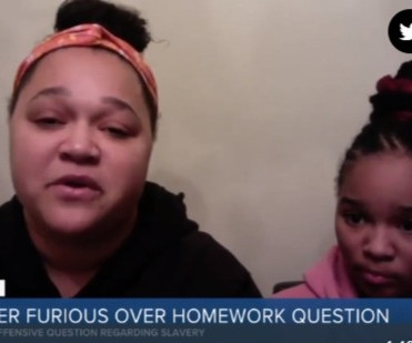 Michigan mom says she found her daughter's history lesson about slavery offensive