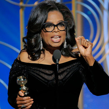 'Watching Oprah,' A New Smithsonian Exhibit, Is Like Watching America