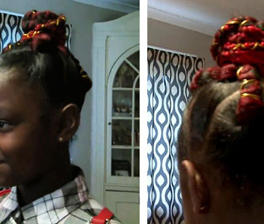 8-Year Old Black Girl Was Not Allowed to Take School Pictures Because of Her Hair