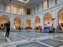 Live @The Brooklyn Museum