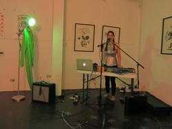 Electric Djinn Live