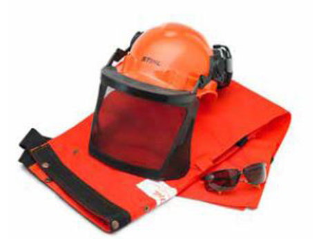 Wood Cutter Safety Kit