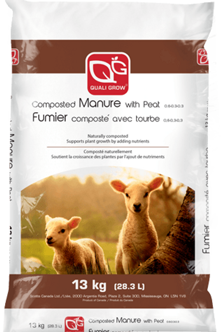Composted Manure (28.3L)