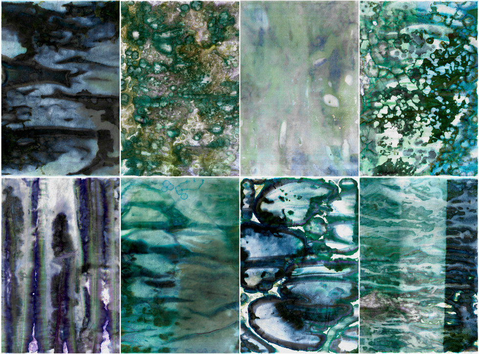 Underlying Waters of Underdeveloped Landscapes