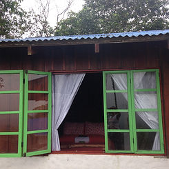 Bedroom # 1 Cabin 3