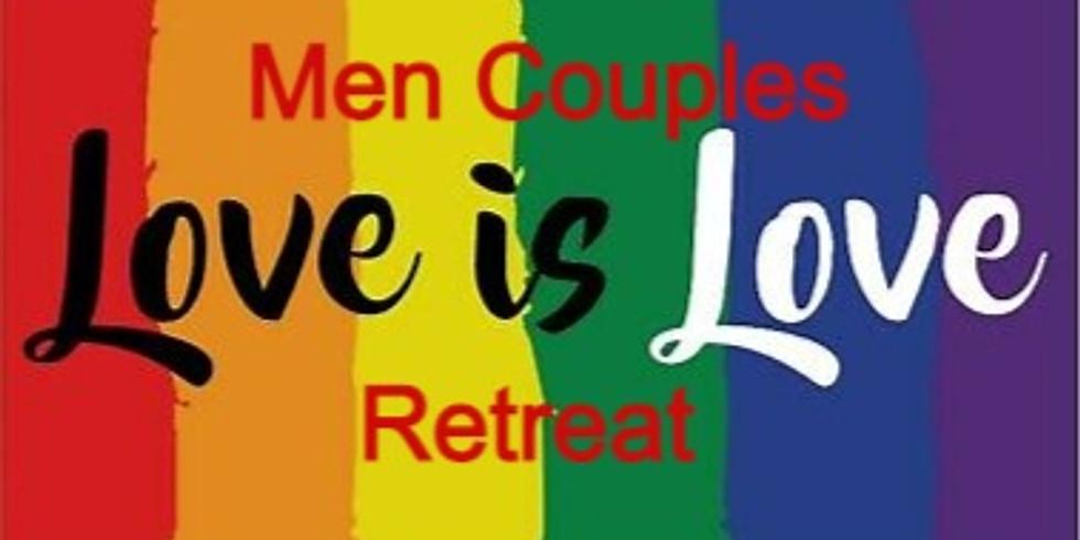 Love is Love Men Couples Retreat