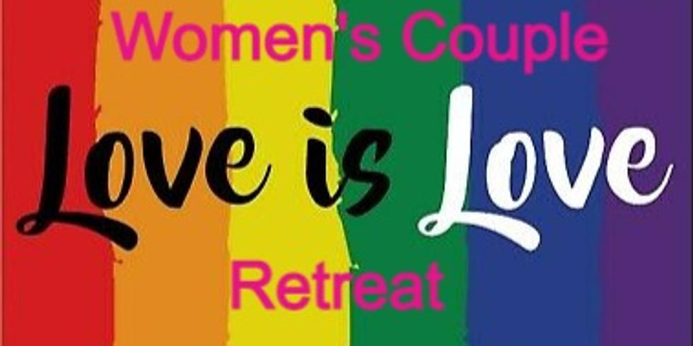 Love is Love Women Couples Retreat