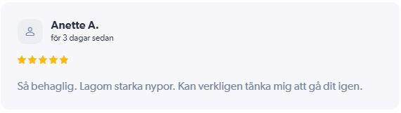 Pakviskliniken/recension/Marineth