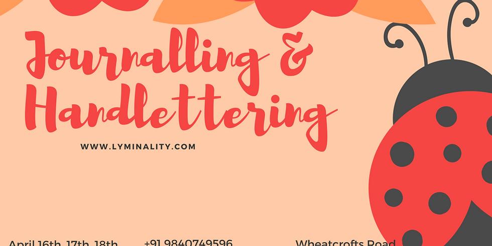 Journalling & Handlettering