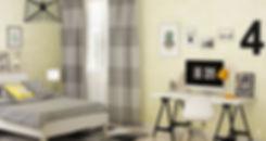 Детская, фактура Неаполь, цвет: 42046