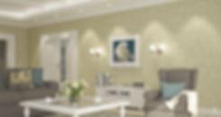Гостиная, фактура Страсбург, цвет 51034+51040