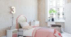 Спальня, фактура Мерибель, цвет 51001+51003