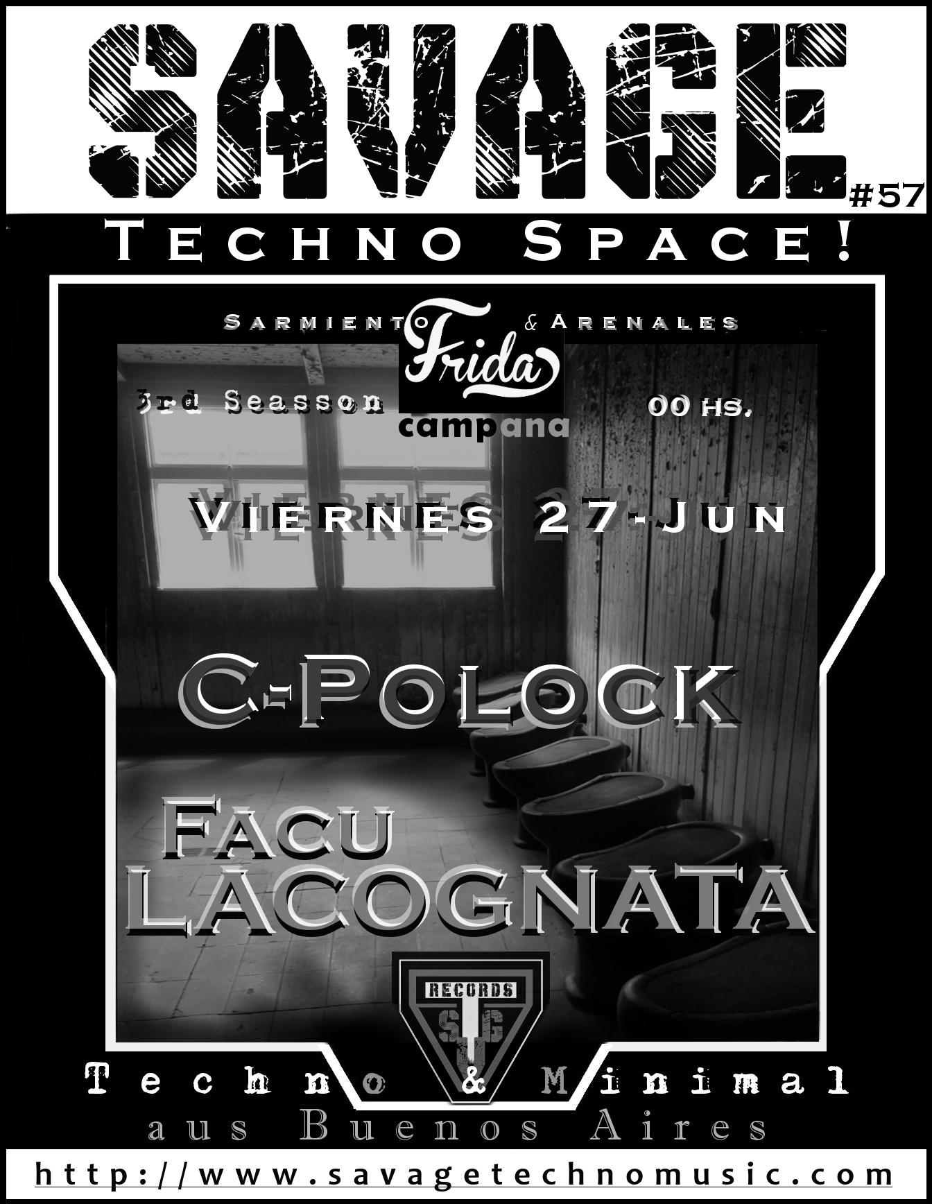 C-POLOCK + Miguel G + MiniDISCO