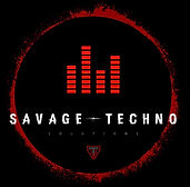 SAVAGE Techno Records - LOGO