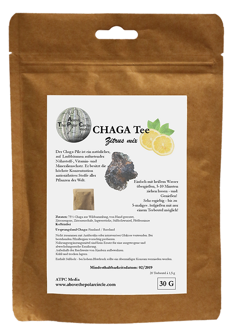 CHAGATEE Zitrus mix