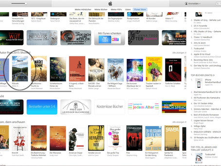 PILLURALLI nun auch via Apple iBooks