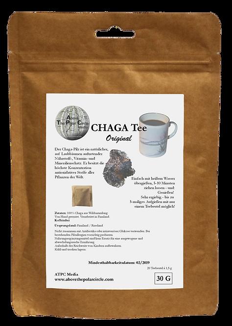 CHAGATEE Original - reiner Chaga