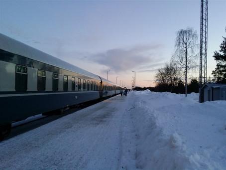 Wohin bringt mich der Zug?