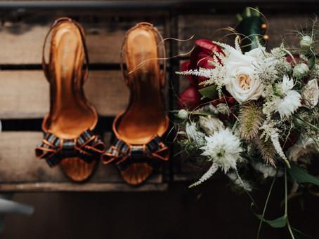 Autumn Wedding Top Tips