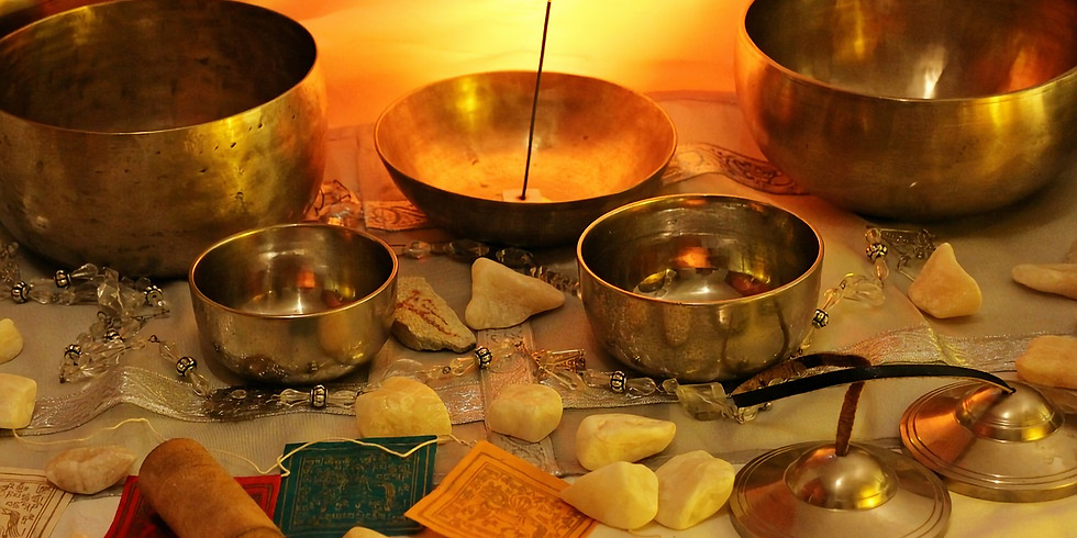 On-line Singing Bowl Workshop part 3- Learning how to work as a Practitioner