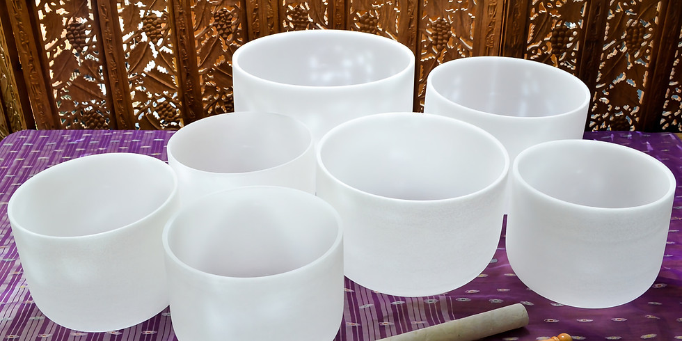 On-Line Singing Bowl Workshop Part 2 – Using Singing Bowl's to Clear, Charge & Move Energy