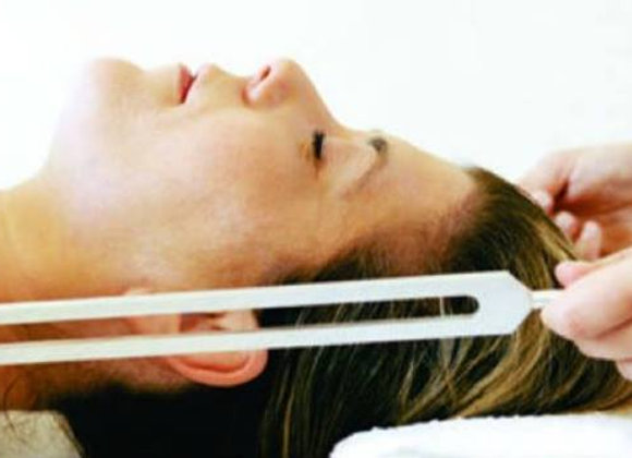 Learn the basics of Healing the body with Tuning Forks