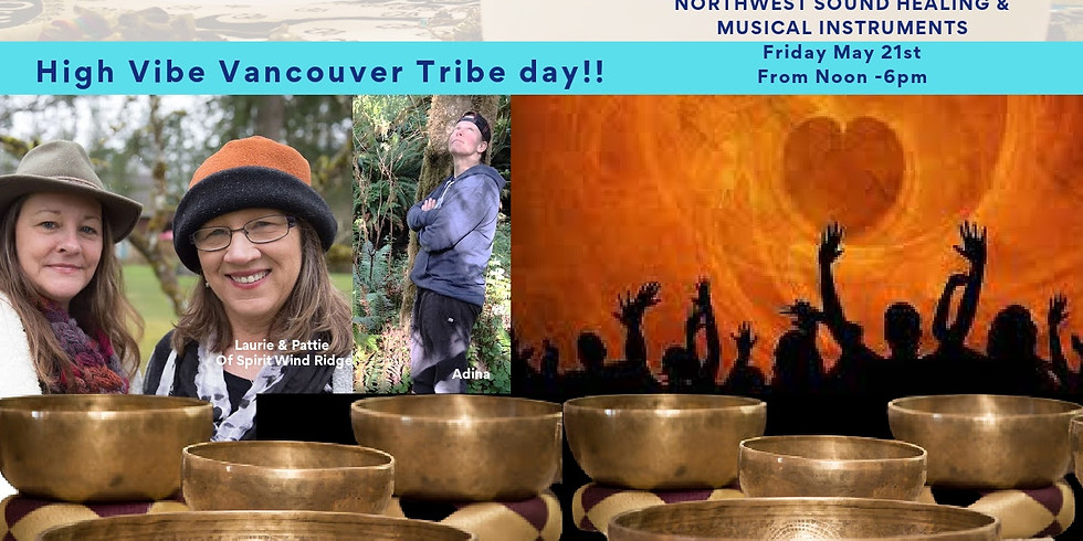 Grand Opening  High Vibe Tribe in Vancouver!