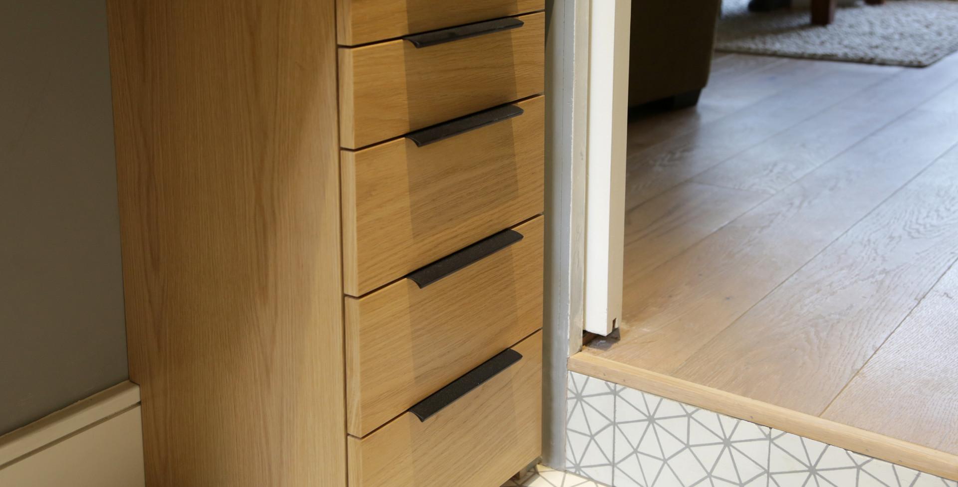 Bespoke drawers