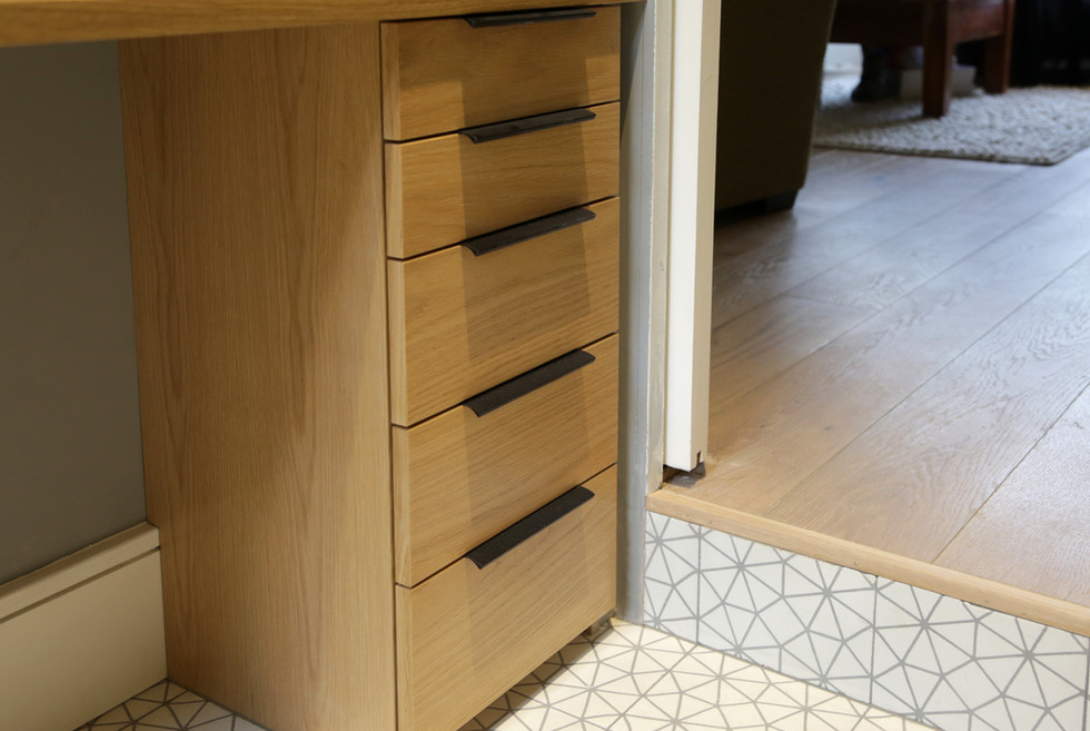 Bespoke drawers