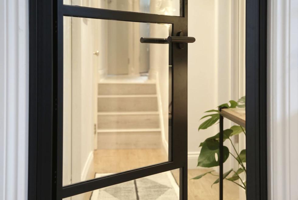 Crittall style doors