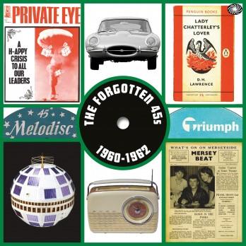 The Forgotten 45s (1960-1962)
