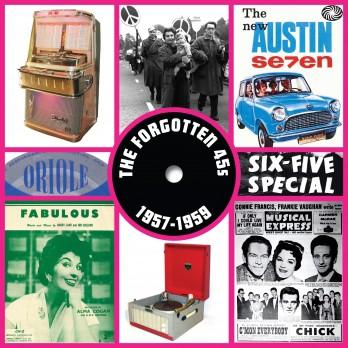 The Forgotten 45s (1957-1959)