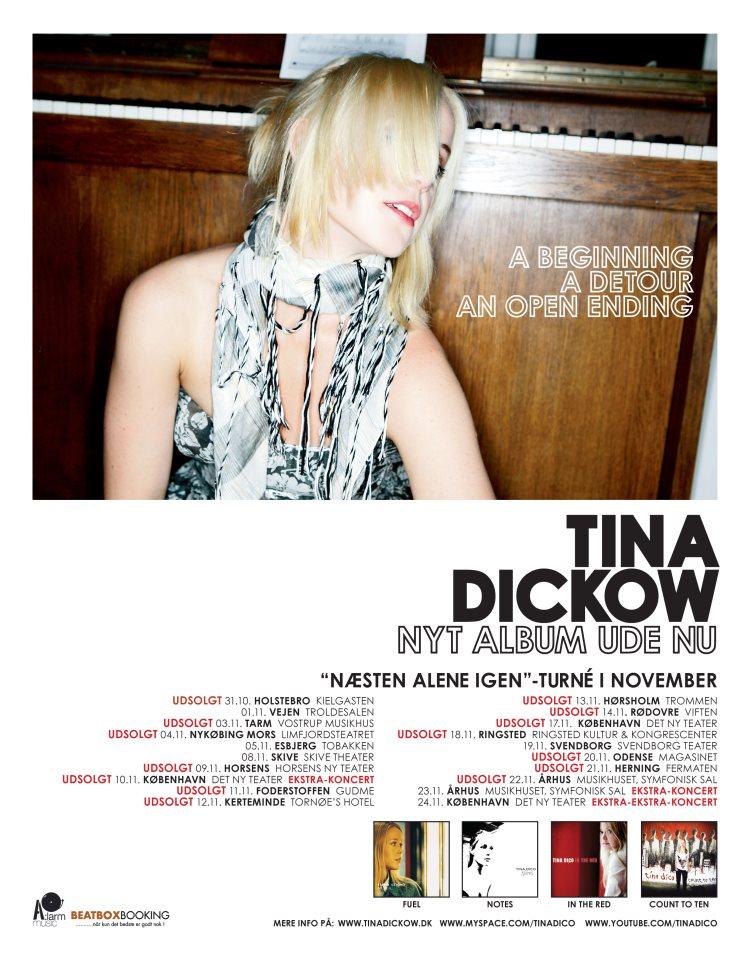 Tina Dickow