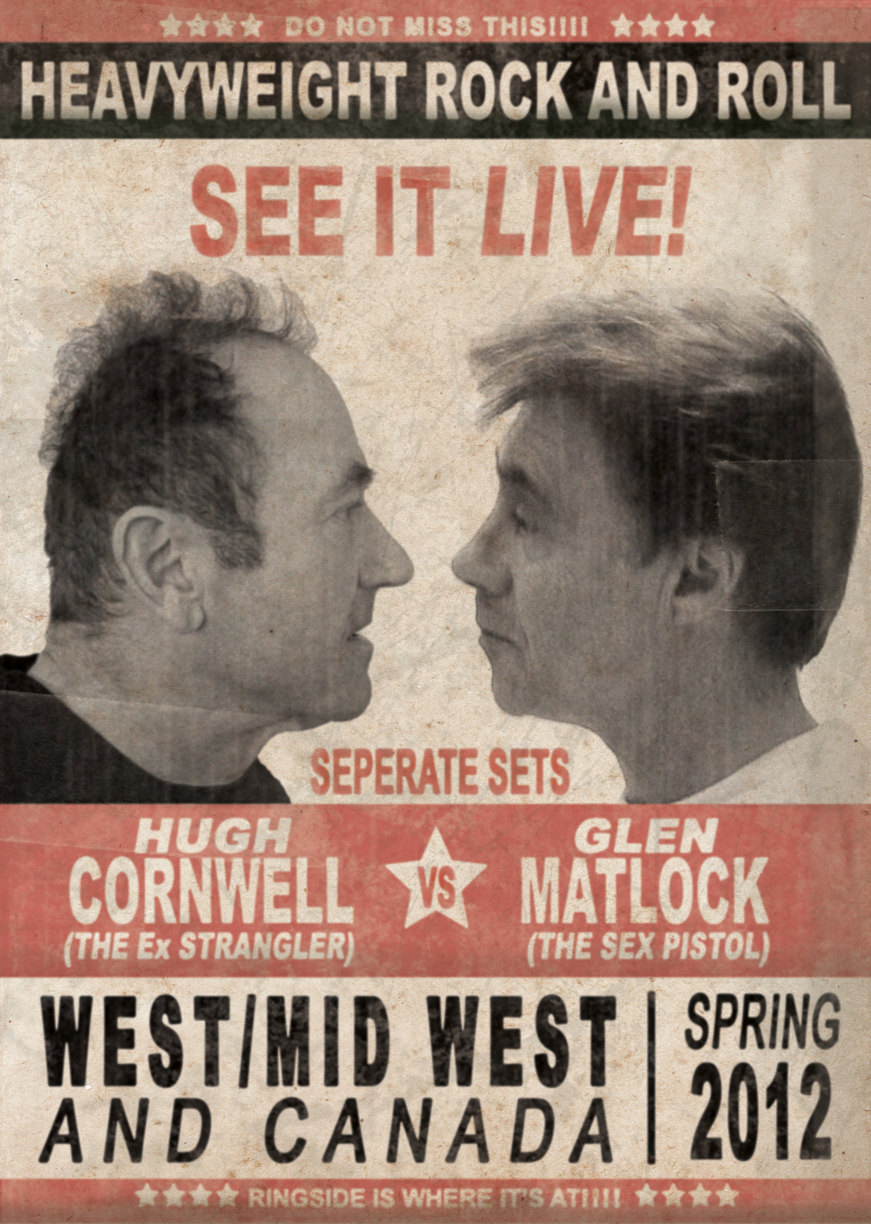 Hugh Cornwell/Glen Matlock